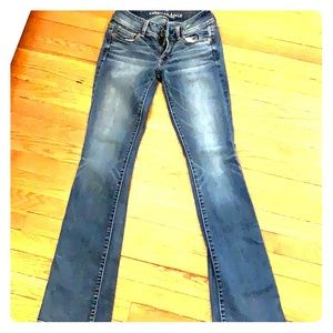 American Eagle Outfitters Jeans - Aeo Kickboot jeans